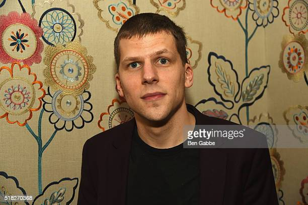 Actor Jesse Eisenberg attends the 'Louder Than Bombs' New York Premiere on March 30 2016 in New York City