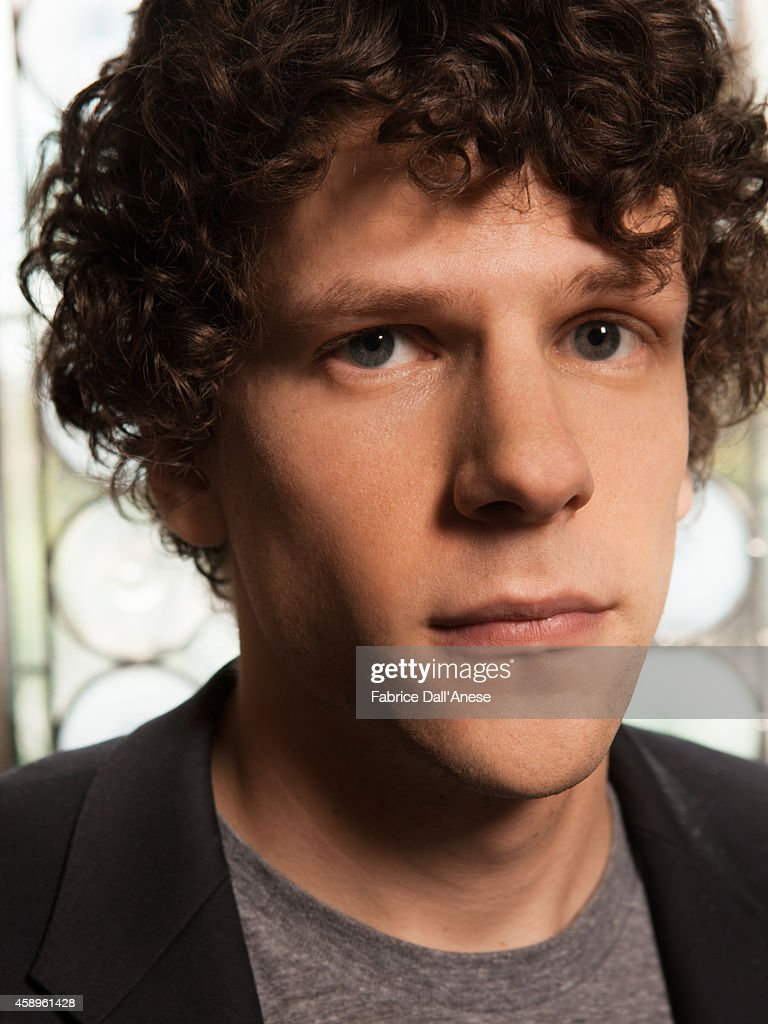 Actor <a gi-track='captionPersonalityLinkClicked' href=/galleries/search?phrase=Jesse+Eisenberg&family=editorial&specificpeople=625439 ng-click='$event.stopPropagation()'>Jesse Eisenberg</a> is photographed for Vanity Fair - Italy on September 1, 2013 in Venice, Italy.