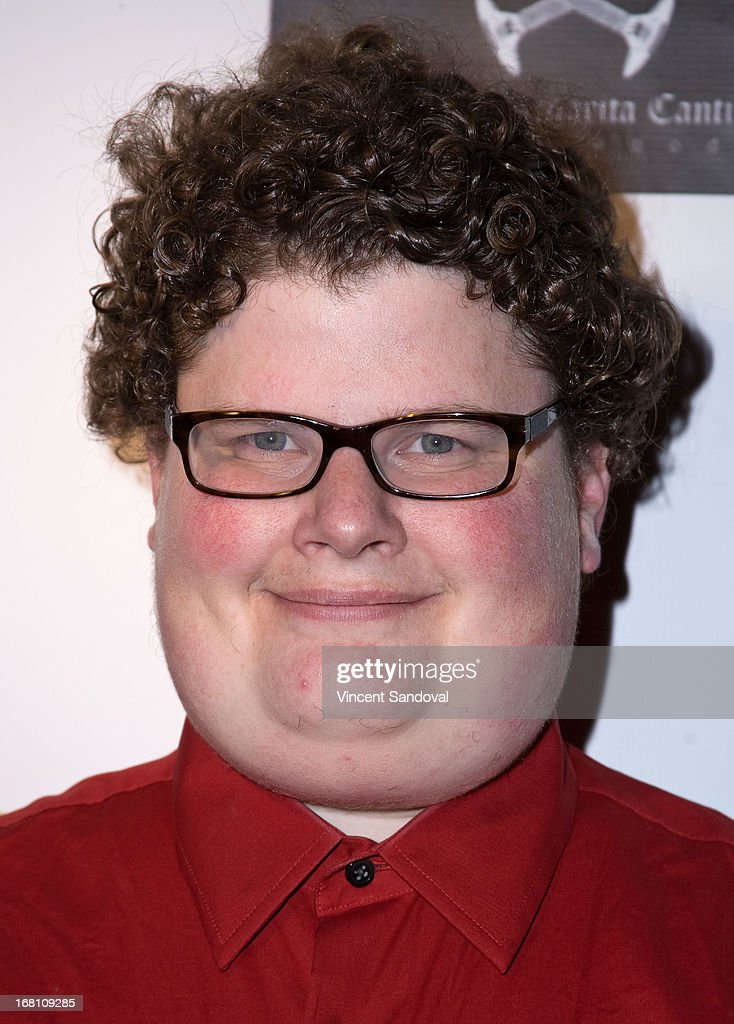 Actor Jesse Heiman attends the 10th annual anniversary and Cinco De Mayo benefit with annual Charity Celebrity Poker Tournament at Velvet Margarita on May 4, 2013 in Hollywood, California.