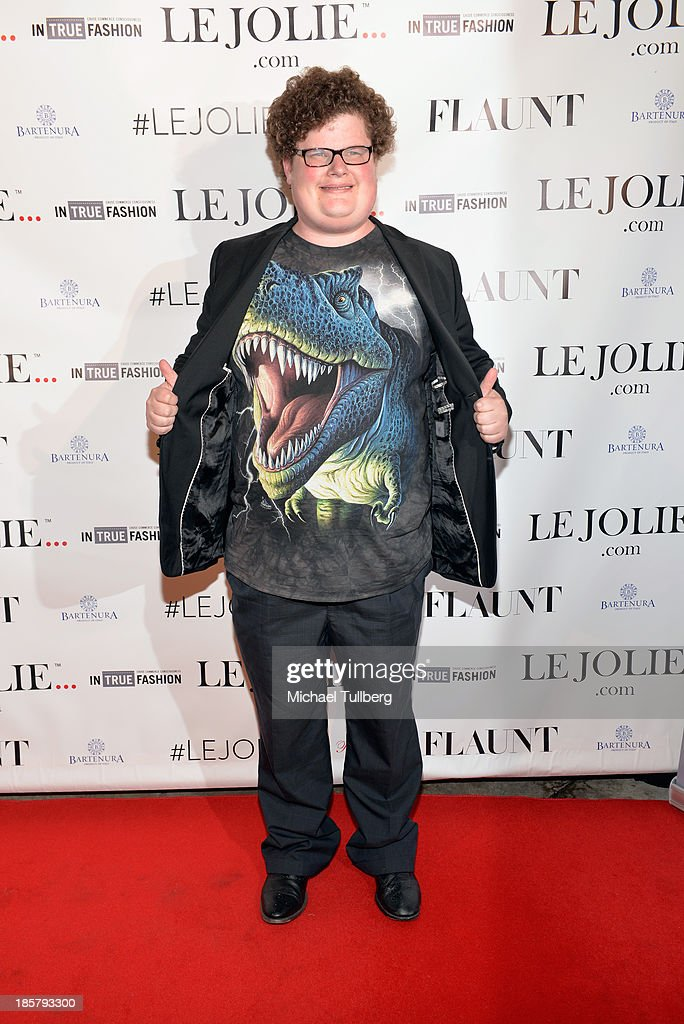 Actor <a gi-track='captionPersonalityLinkClicked' href=/galleries/search?phrase=Jesse+Heiman&family=editorial&specificpeople=10180136 ng-click='$event.stopPropagation()'>Jesse Heiman</a> attends the LeJolie.com launch party at No Vacancy on October 24, 2013 in Los Angeles, California.