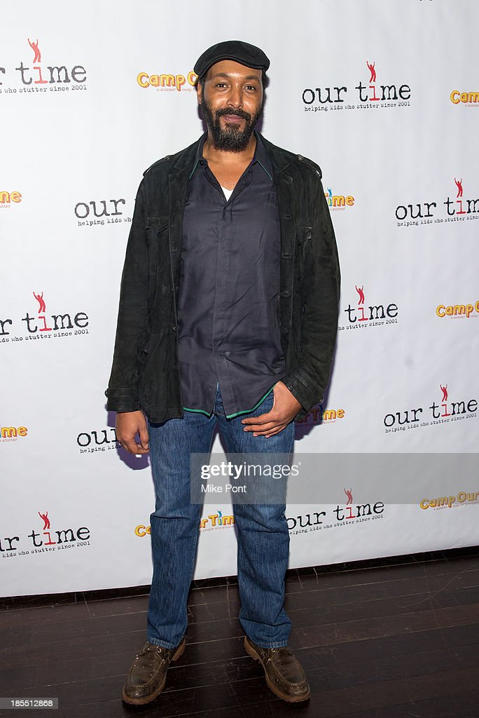 Actor <a gi-track='captionPersonalityLinkClicked' href=/galleries/search?phrase=Jesse+L.+Martin&family=editorial&specificpeople=227044 ng-click='$event.stopPropagation()'>Jesse L. Martin</a> attends the Paul Rudd 2nd Annual All-Star Bowling Benefit at Lucky Strike on October 21, 2013 in New York City.