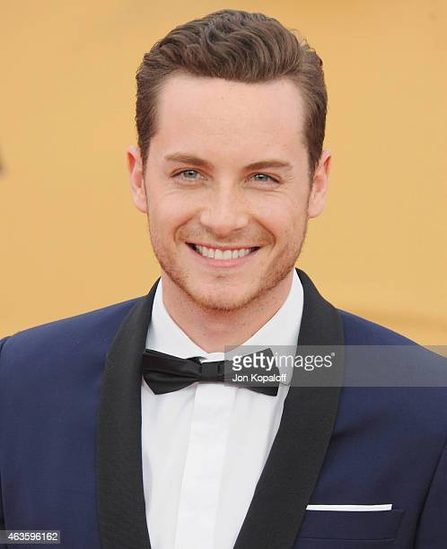 Actor Jesse Lee Soffer arrives at the 21st Annual Screen Actors Guild Awards at The Shrine Auditorium on January 25 2015 in Los Angeles California