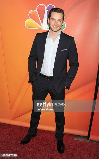 Actor Jesse Lee Soffer attends the NBCUniversal 2015 Press Tour at the Langham Huntington Hotel on January 16 2015 in Pasadena California