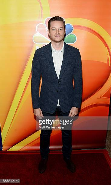 Actor Jesse Lee Soffer attends the NBCUniversal press day during the 2016 Summer TCA Tour at The Beverly Hilton Hotel on August 2 2016 in Beverly...