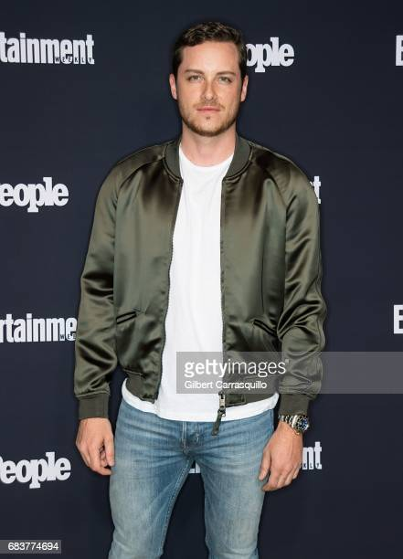 Actor Jesse Lee Soffer of Chicago PD attends Entertainment Weekly People New York Upfronts at 849 6th Ave on May 15 2017 in New York City