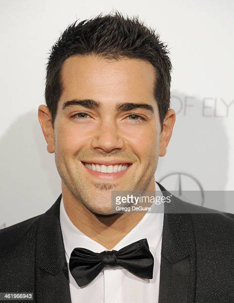 Actor Jesse Metcalfe arrives at The Art of Elysium's 7th Annual HEAVEN Gala at the Guerin Pavilion at the Skirball Cultural Center on January 11 2014...
