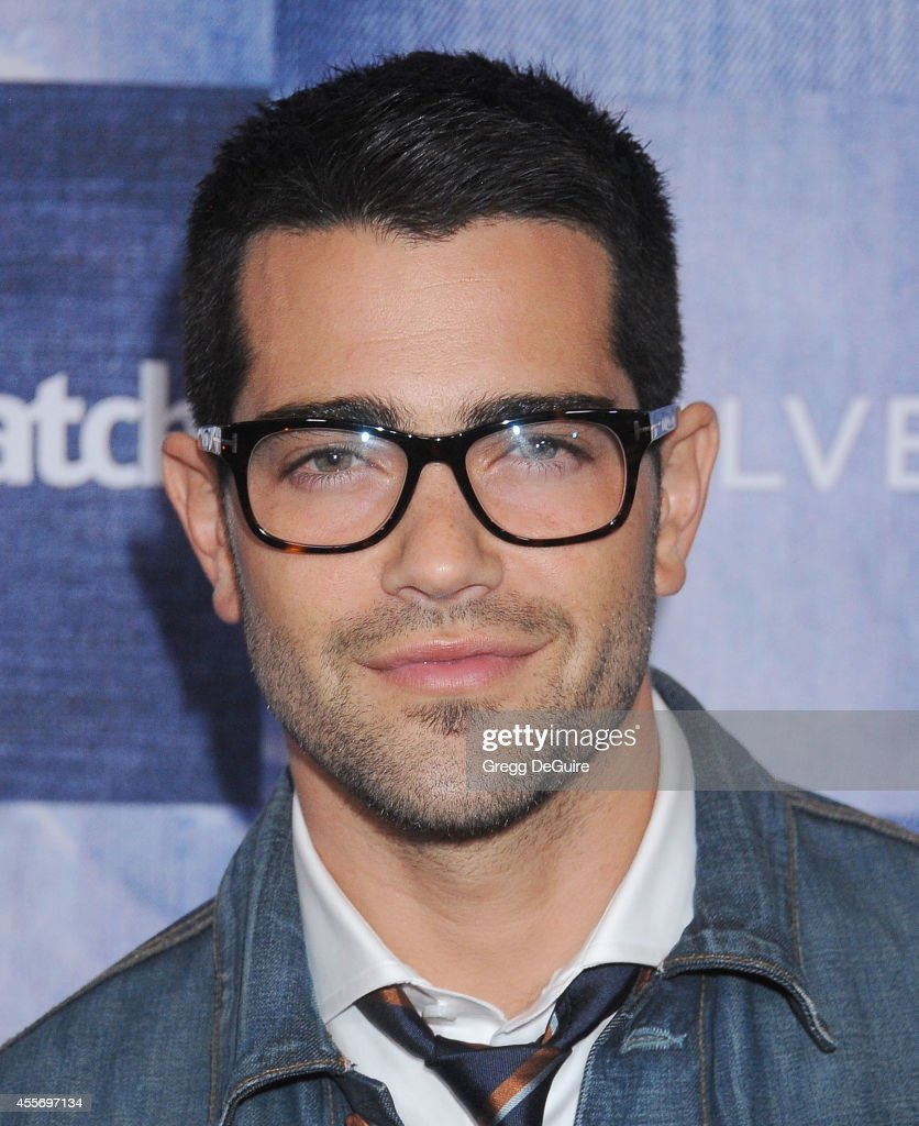 Actor Jesse Metcalfe arrives at the People StyleWatch 4th Annual Denim Awards Issue at The Line on September 18 2014 in Los Angeles California