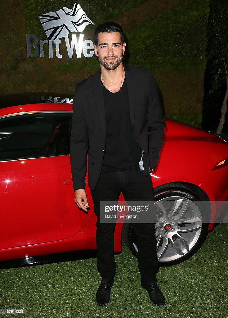 Actor Jesse Metcalfe attends A Villainous Affair presented by Jaguar North America and BritWeek at the London West Hollywood on May 2 2014 in West...