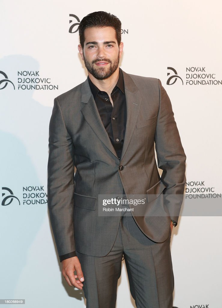 Actor <a gi-track='captionPersonalityLinkClicked' href=/galleries/search?phrase=Jesse+Metcalfe&family=editorial&specificpeople=208805 ng-click='$event.stopPropagation()'>Jesse Metcalfe</a> attends the 2013 Novak Djokovic Dinner at Capitale on September 10, 2013 in New York City.