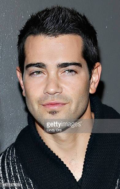 Actor Jesse Metcalfe attends the Charlotte Ronson Fall 2014 Presentation during MercedesBenz Fashion Week at The Hub at The Hudson Hotel on February...