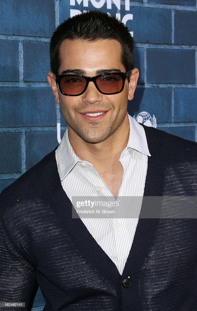 Actor <a gi-track='captionPersonalityLinkClicked' href=/galleries/search?phrase=Jesse+Metcalfe&family=editorial&specificpeople=208805 ng-click='$event.stopPropagation()'>Jesse Metcalfe</a> attends the Montblanc And UNICEF Host Pre-Oscar Brunch Celebrating Their Limited Edition Collection at the Hotel Bel-Air on February 23, 2013 in Los Angeles, California.