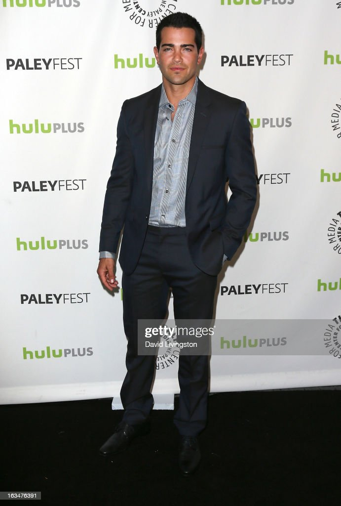 Actor Jesse Metcalfe attends The Paley Center For Media's PaleyFest 2013 honoring 'Dallas' at the Saban Theatre on March 10, 2013 in Beverly Hills, California.