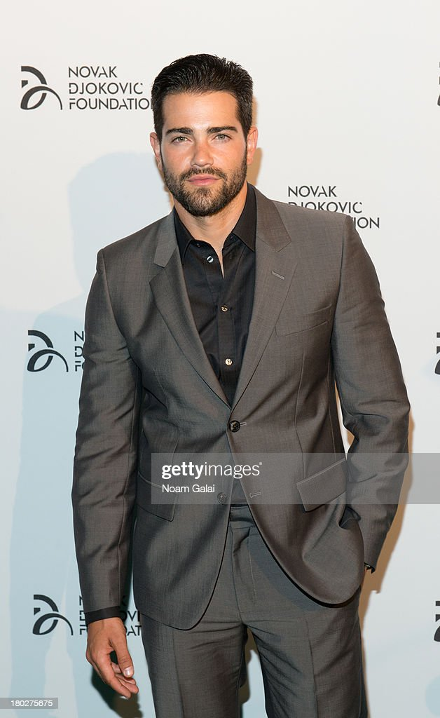Actor Jesse Metcalfe attends the The 2013 Novak Djokovic Foundation Dinner at Capitale on September 10, 2013 in New York City.