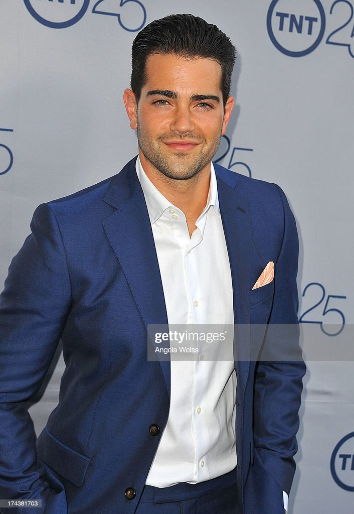 Actor <a gi-track='captionPersonalityLinkClicked' href=/galleries/search?phrase=Jesse+Metcalfe&family=editorial&specificpeople=208805 ng-click='$event.stopPropagation()'>Jesse Metcalfe</a> attends TNT's 25th Anniversary Party at The Beverly Hilton Hotel on July 24, 2013 in Beverly Hills, California.