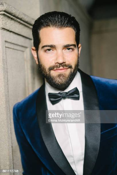 Actor Jesse Metcalfe poses for a portrait at Ron Burkle's Green Acres Estate on October 13 2017 in Beverly Hills California