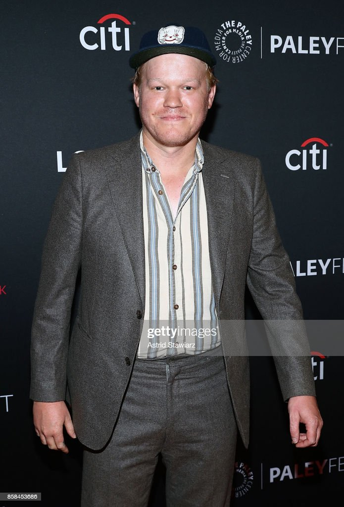 Actor Jesse Plemons attends 'Black Mirror' during PaleyFest NY 2017 at The Paley Center for Media on October 6, 2017 in New York City.
