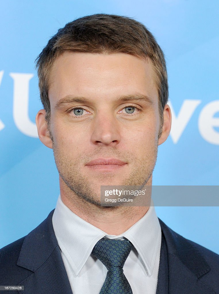 Actor <a gi-track='captionPersonalityLinkClicked' href=/galleries/search?phrase=Jesse+Spencer&family=editorial&specificpeople=630230 ng-click='$event.stopPropagation()'>Jesse Spencer</a> arrives at the 2013 NBC Summer Press Day at The Langham Huntington Hotel and Spa on April 22, 2013 in Pasadena, California.