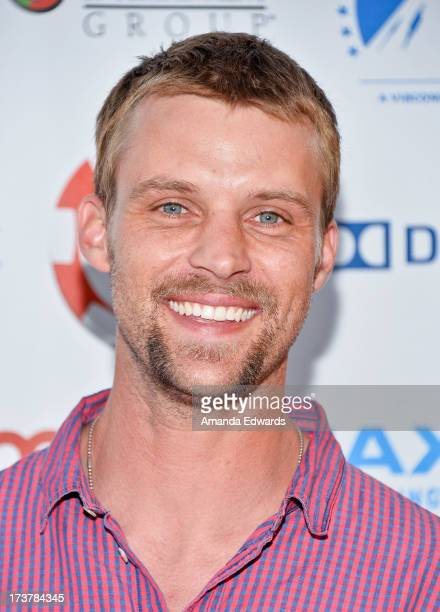 Actor Jesse Spencer arrives at The Children's Charity Of Southern California Texas Hold 'Em Poker Tournament hosted by Variety at Paramount Studios...