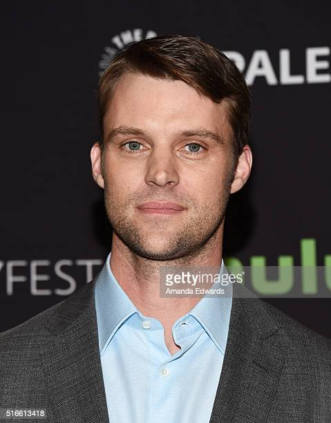 Actor Jesse Spencer arrives at The Paley Center For Media's 33rd Annual PaleyFest Los Angeles Stars of 'Law and Order SVU' 'Chicago Fire' 'Chicago...