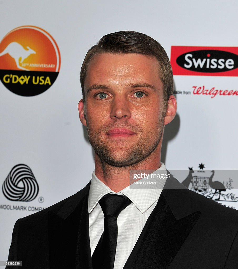 Actor Jesse Spencer arrives for the G'Day USA Black Tie Gala held at at the JW Marriot at LA Live on January 12, 2013 in Los Angeles, California.