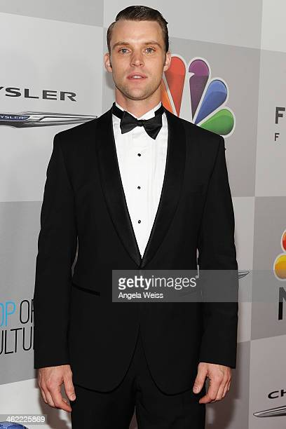 Actor Jesse Spencer attends the Universal NBC Focus Features E sponsored by Chrysler viewing and after party with Gold Meets Golden held at The...