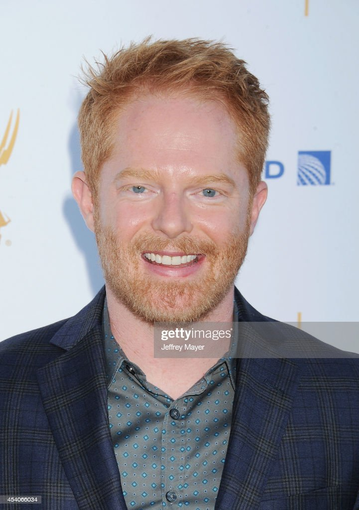 Actor Jesse Tyler Ferguson arrives at the Television Academy's 66th Emmy Awards Performance Nominee Reception at the Pacific Design Center on Saturday, Aug. 23, 2014, in West Hollywood, California.