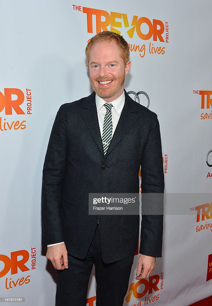 Actor Jesse Tyler Ferguson arrives at 'Trevor Live' honoring Katy Perry and Audi of America for The Trevor Project held at The Hollywood Palladium on December 2, 2012 in Los Angeles, California.