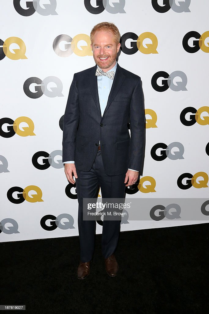 Actor <a gi-track='captionPersonalityLinkClicked' href=/galleries/search?phrase=Jesse+Tyler+Ferguson&family=editorial&specificpeople=633114 ng-click='$event.stopPropagation()'>Jesse Tyler Ferguson</a> attends the GQ Men Of The Year Party at The Ebell Club of Los Angeles on November 12, 2013 in Los Angeles, California.