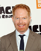 Actor Jesse Tyler Ferguson attends the 'Ice Age Collision Course' New York screening at Walter Reade Theater on July 7 2016 in New York City