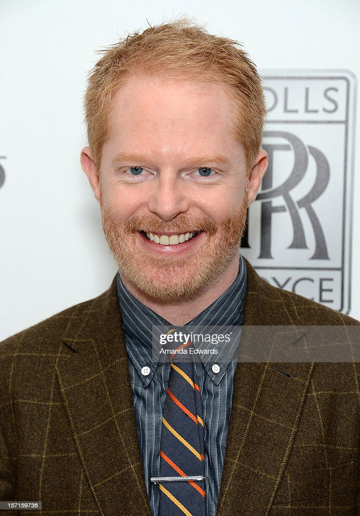 Actor <a gi-track='captionPersonalityLinkClicked' href=/galleries/search?phrase=Jesse+Tyler+Ferguson&family=editorial&specificpeople=633114 ng-click='$event.stopPropagation()'>Jesse Tyler Ferguson</a> attends The Variety Studio: Awards Edition held at a private residence on November 29, 2012 in Los Angeles, California.
