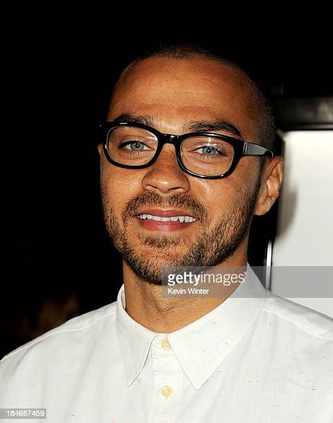 Actor Jesse Williams arrives at the premiere of Fox Searchlights' '12 Years A Slave' at the Directors Guild on October 14 2013 in Los Angeles...