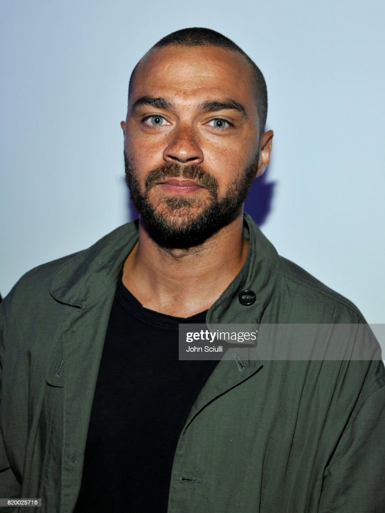 Actor Jesse Williams attends HBO's 'Ballers' Season 3 Pop-Up Experience on July 20, 2017 in Los Angeles, California.