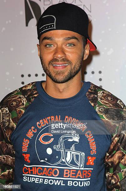 Actor Jesse Williams attends the 4th Annual ESSENCE Black Women In Music honoring Lianne La Havas and Solange Knowles at Greystone Manor Supperclub...