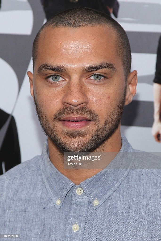 Actor <a gi-track='captionPersonalityLinkClicked' href=/galleries/search?phrase=Jesse+Williams+-+Actor&family=editorial&specificpeople=7189838 ng-click='$event.stopPropagation()'>Jesse Williams</a> attends the 'Now You See Me' premiere at AMC Lincoln Square Theater on May 21, 2013 in New York City.