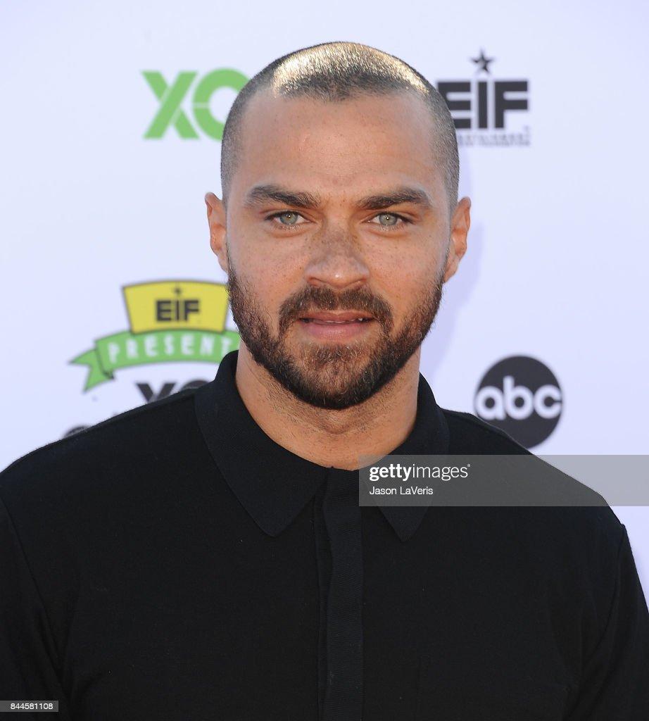 Actor Jesse Williams attends XQ Super School Live at The Barker Hanger on September 8, 2017 in Santa Monica, California.