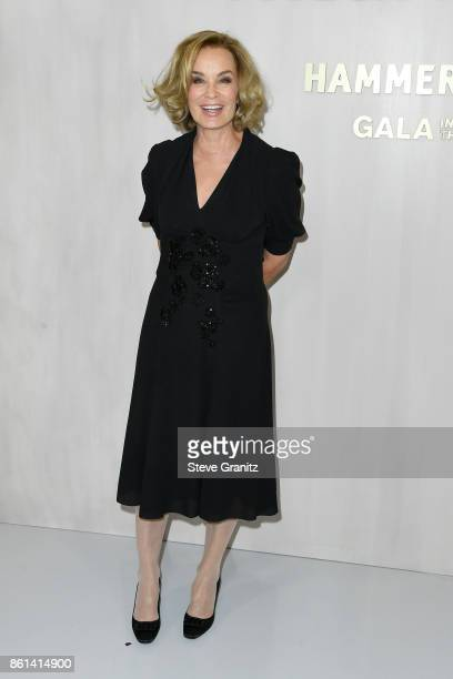 Actor Jessica Lynch at Bottega Veneta Hosts Hammer Museum Gala In The Garden on October 14 2017 in Westwood California