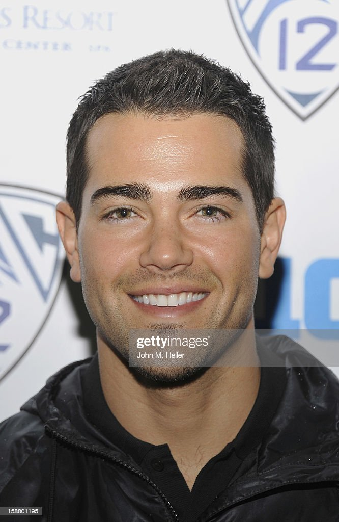 Actor Jessie Metcalfe attends the first annual Rose Bowl Golf Classic at the Pacific Palms Resort & Hotel on December 29, 2012 in City of Industry, California.