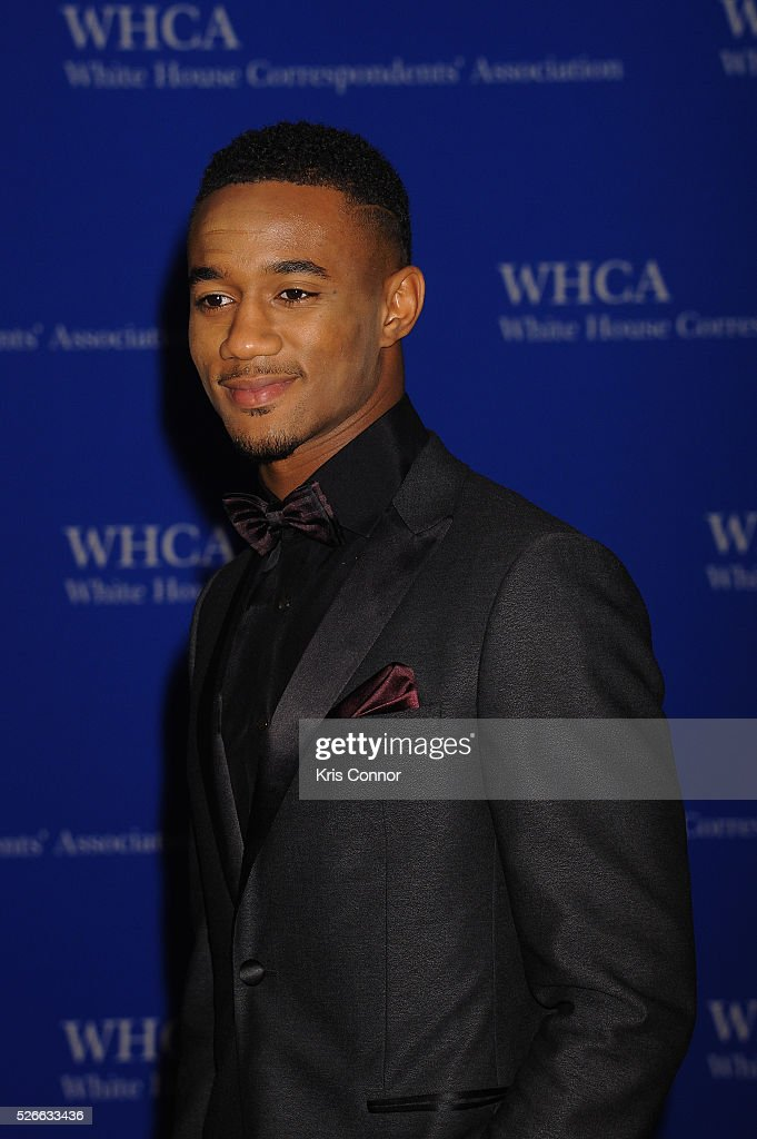 Actor Jessie Usher attends the 102nd White House Correspondents' Association Dinner on April 30, 2016 in Washington, DC.