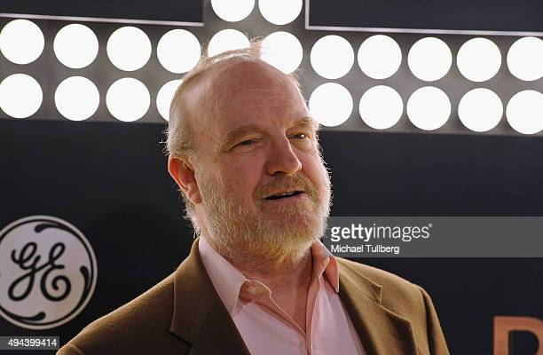 Actor Jim Beaver attends the premiere of National Geographic Channel and GE's 'Breakthrough' at Pacific Design Center on October 26 2015 in West...