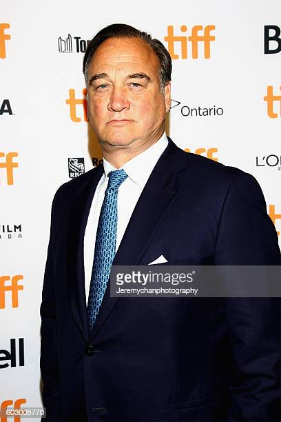 Actor Jim Belushi attends the 'Katie Says Goodbye' premiere held at TIFF Bell Lightbox during the Toronto International Film Festival on September 11...