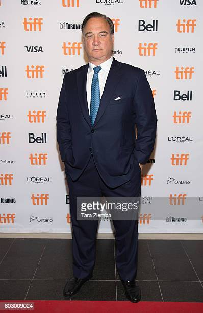 Actor Jim Belushi attends the premiere of 'Katie Says Goodbye' during the 2016 Toronto International Film Festival at TIFF Bell Lightbox on September...