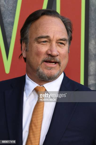Actor Jim Belushi attends the world premiere of the Showtime limitedevent series 'Twin Peaks' May 19 2017 at the Ace Hotel in Los Angeles California...