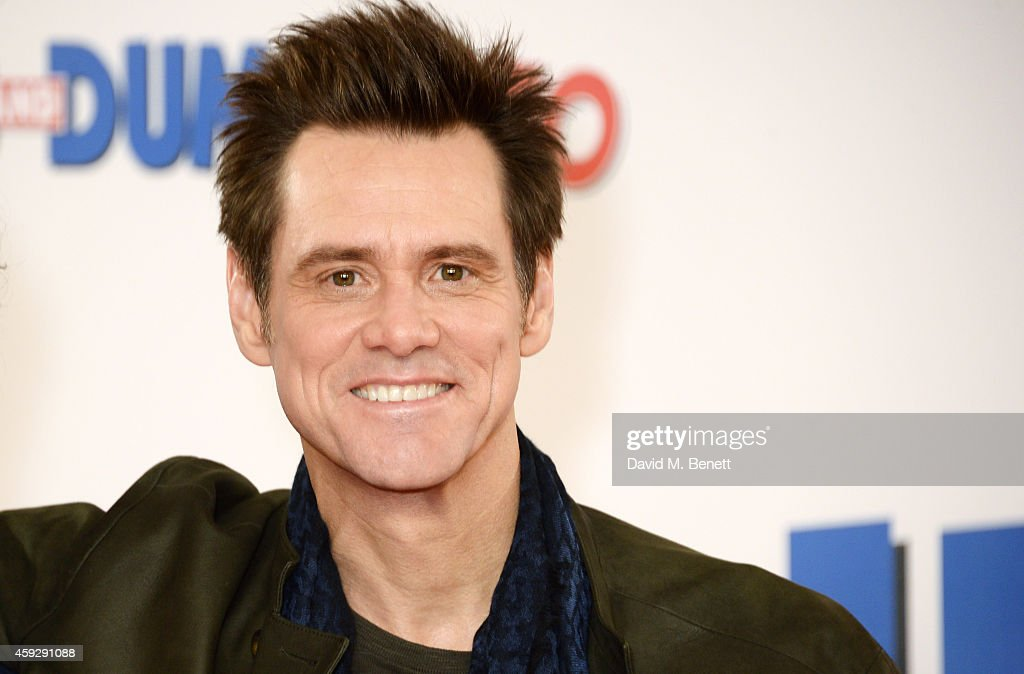 Jim Carrey | Getty Images Jim Carrey