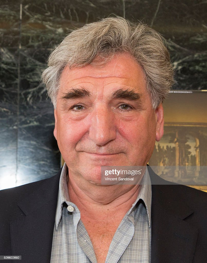 Actor Jim Carter attends the 'Downton Abbey' For Your Consideration event and reception at Linwood Dunn Theater at the Pickford Center for Motion Study on April 30, 2016 in Hollywood, California.