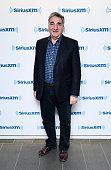 Actor Jim Carter visits the SiriusXM Studios on December 7 2015 in New York City