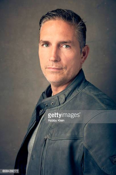 Actor Jim Caviezel of 'The Ballad of Lefty Rose' poses for a portrait at The Wrap and Getty Images SxSW Portrait Studio on March 11 2017 in Austin...