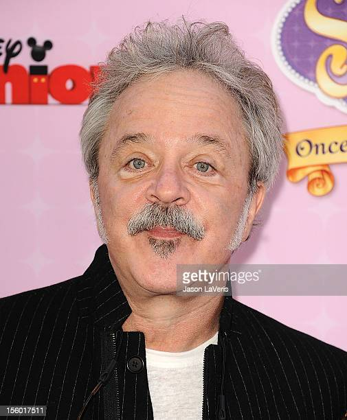 Actor Jim Cummings attends the premiere of 'Sofia The First Once Upon a Princess' at Walt Disney Studios on November 10 2012 in Burbank California