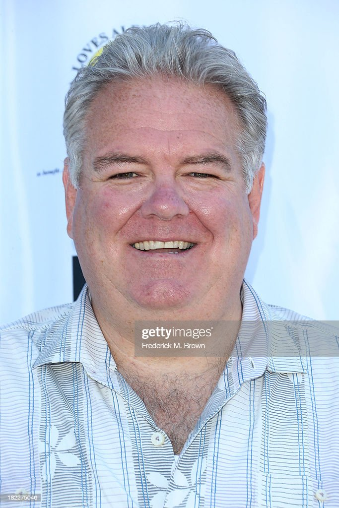Actor Jim O Heir attends the L.A. Loves Alex's Lemonade Event at the Culver Studios on September 28, 2013 in Culver City, California.