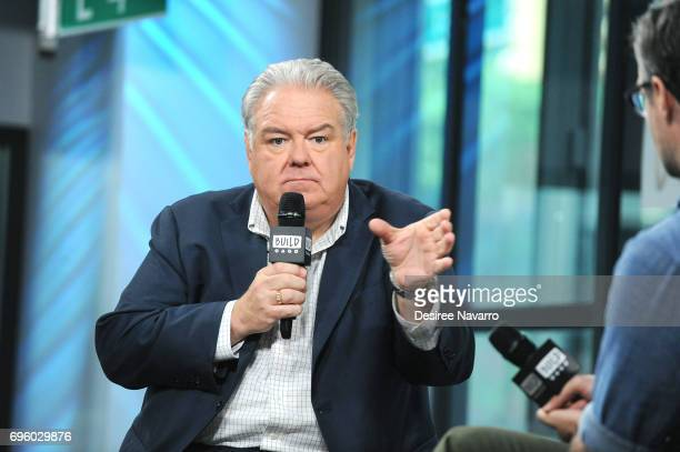 Actor Jim O'Heir attends Build to discuss 'The Middle' at Build Studio on June 14 2017 in New York City