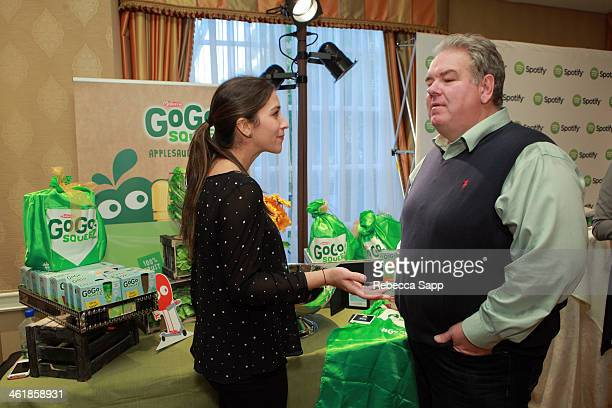 Actor Jim O'Heir attends the HBO Luxury Lounge featuring PANDORA Jewelry at Four Seasons Hotel Los Angeles at Beverly Hills on January 11 2014 in...